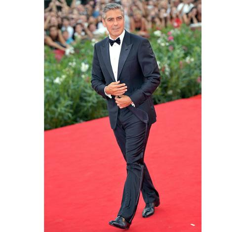 George Clooney - Still looking hot at age 50!