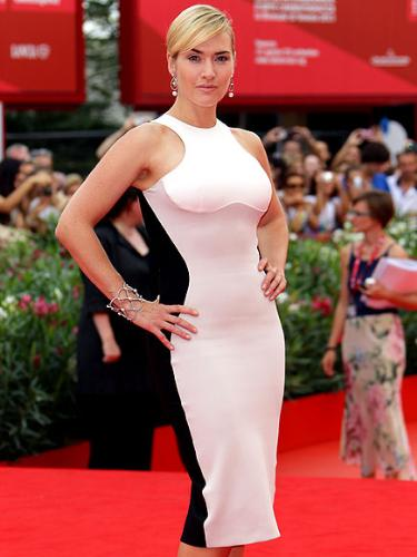 Kate Winslet - Kate Winslet knows how to dress! Wow! She is gorgous!