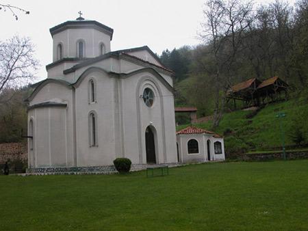 berovo - little macedonian town