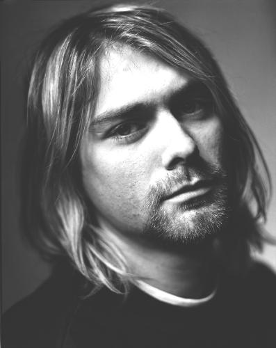 Kurt Cobain - This is Kurt Cobain who died at a young age of 27.