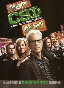 CSI Vegas Season 12 - CSI Vegas Season 12 sees of Dr. Langston (Laurence Fishburne)