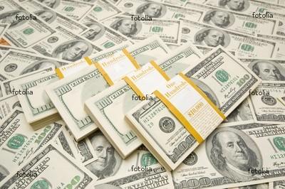 Money Stack - Dollar Cash Stacks