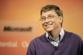Bill Gates - Bill Gates is the founder of Windows