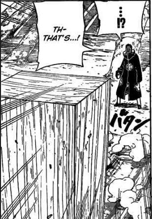 mystery coffin - Kabuto's mystery coffin in Manga Chapter 490