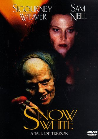 Snow White, movie, scary - This is a picture of Sigourney Weaver as the evil Queen in Snow White a Tale of Terror