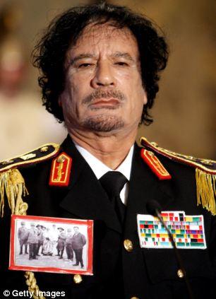 Muammar Ghaddafi - Gaddafi was born in 1942, the son of a Bedouin herdsman, in a tent near Sirte on the Mediterranean coast.