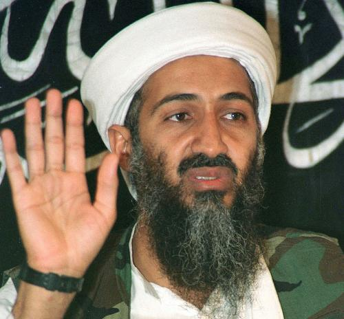 Osama Bin Laden - Osama bin Mohammed bin Awad bin Laden, the founder of the militant Islamist organization Al-Qaeda, the jihadist organization responsible for the September 11 attacks on the United States and numerous other mass-casualty attacks against civilian and military targets.