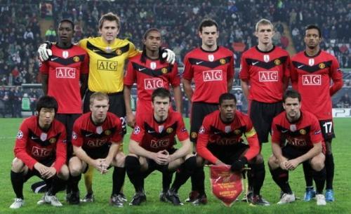 Manchester united team - random manchester united pic