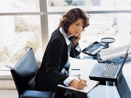 Lady at multitsaking - Pressure of work with limitations of time demands multitasking. Is it desirable? effective?