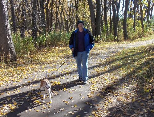 Trail -  Mississippi River Trail.