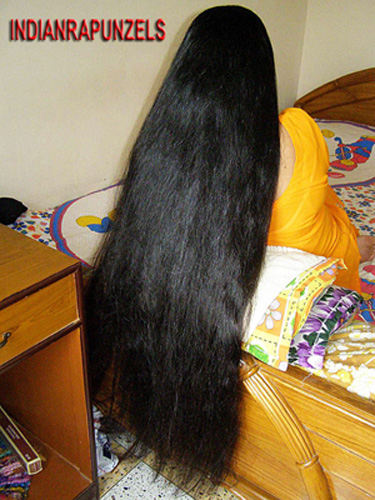 My long hair - Please help me to protect my hair.