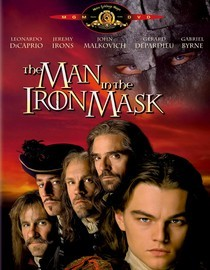 Man In The Iron Mask - Movie cover