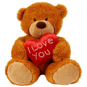 teddy bear - my precious gift.........