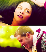 once upon a time - snow white and prince charming