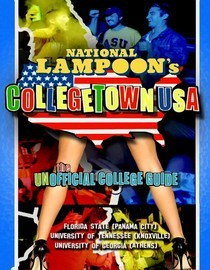 National Lampoon College Town USA - Show Cover