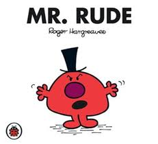 Mr: Rude! - Living to close to your father in-law.
