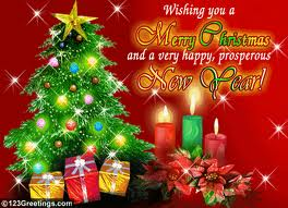 Merry Christmas - wish you a very happy christmas and a happy new year.....