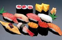 sushi - sushi is a food from japan