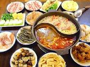 hot pot - it is good to have hot pot in winter