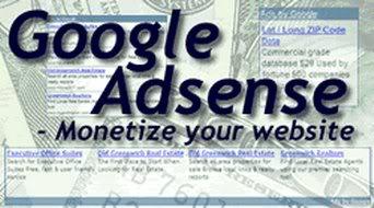 adsense - monetizing blog in adsense