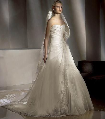 wedding dress - Perfect wedding dress for me