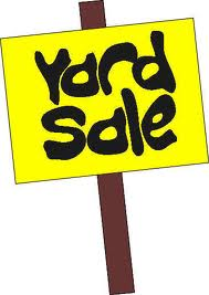 Yard sale - Yard sale, garage sale, extra money