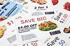 coupons - coupons, clippings, saving