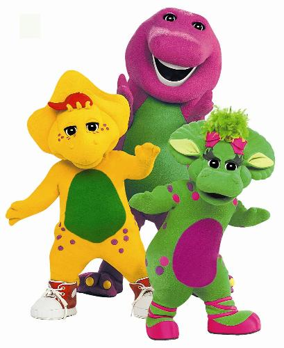 barney for children - barney shows can also help children learn how to sing and play.