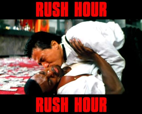 Rush to wait... wait to rush! - Have you ever been in the situation where you rush to wait and then get to your destination only to wait to rush again?