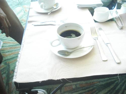 coffee - we are having coffee in shangrila hotel