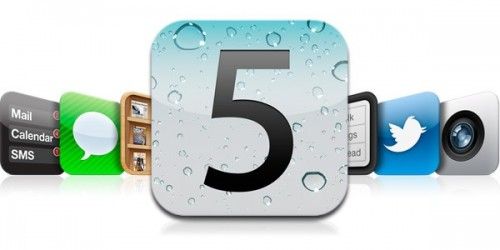 iOS 5! Finally~! - it sure felt like I tried a few hundred times just to get the iPhone to the latest iOS5!