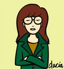 daria  - She&#39;s an awesome character.