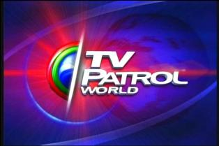 tv patrol - logo for news show tv patrol