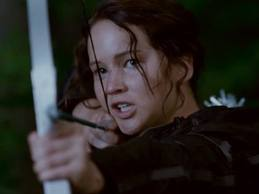 the hunger games - a pic from the movie the hunger games