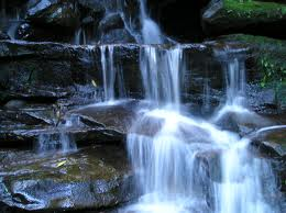 natural water - waterfalls are so pretty