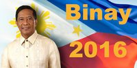 campaign for 2016 - Jejemar binay
