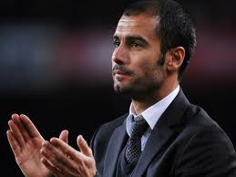 Pep Guardiola - Pep Guardiola is leaving Barcelona at the end of the season.