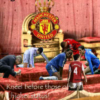 they all bow to the champions - Champions all the way. Ready fot the 20tH title