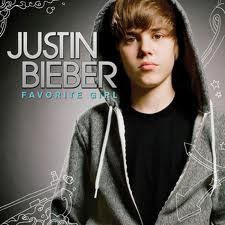 Justin Bieber - the new pop star.