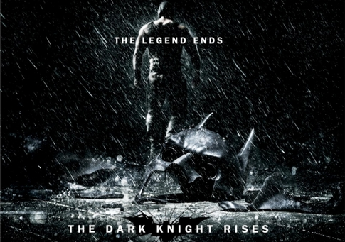 Dark Knight Rises - Legend Ends, Dark Knight Rises 2012