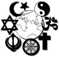 Religion reduce or increase world conflicts. - Whatever human touches , it will cause fire and war.