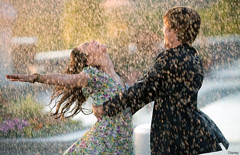Dancing in the Rain - This is the ultimate romance fantasy, of a girl and a boy dancing in the rain together. Any girl would give anything to have this moment with her perfect guy.