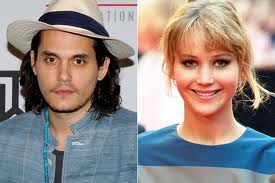 John Mayer linked to Jennifer Lawrence - news is that John Mayer is smitten with young actress Jennifer Lawrence