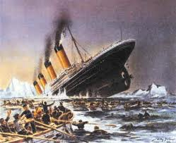 titanic - titanic accident