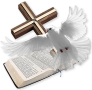 Dove - Dove and Bible picture