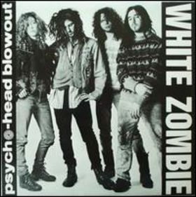 white zombie - psycho head from white zombie