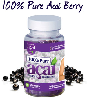 acai berry - acai berry tablets