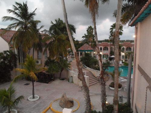 A resort in Aruba - I traded my timeshare for this last year.