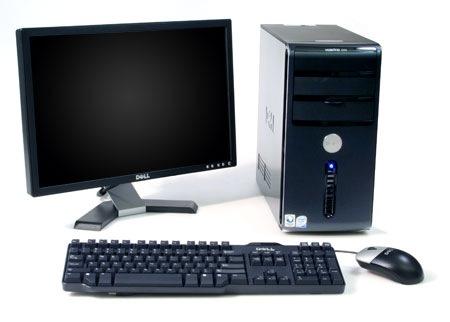 computer - desktop computer