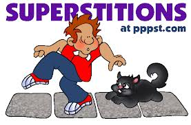 Superstitions - Are you superstitious?